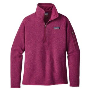 Patagonia Girls Magenta Better Sweater Jacket